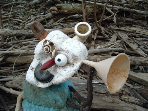 The Ear Trumpet | Artist at Exit 0 Riverblog