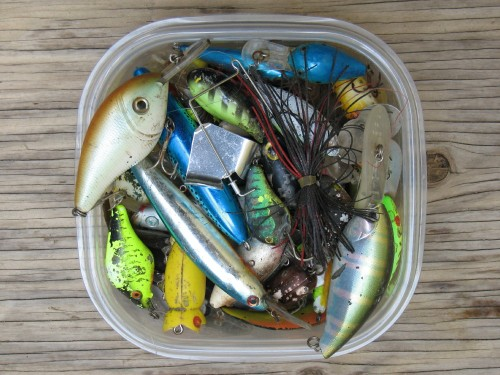 Fishing Lures, 5/09