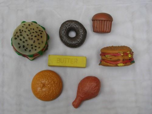 fake fast food, 5/09