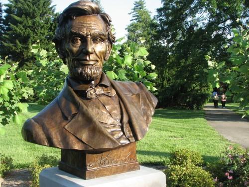 """Abraham Lincoln"", Raymond Graf, 5/09"