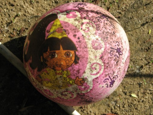character ball, 6/09