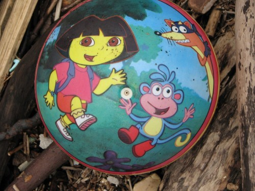Dora the Explorer ball