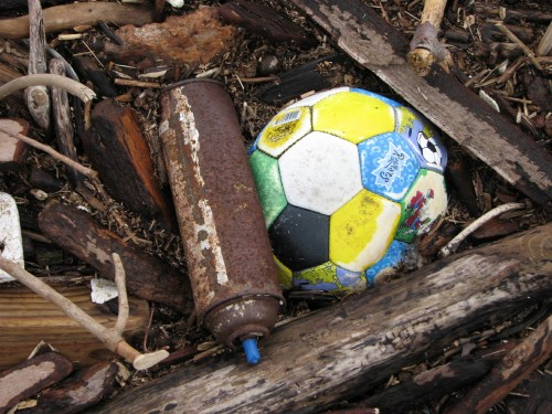 mock soccer ball