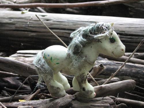 plastic pony, 6/09