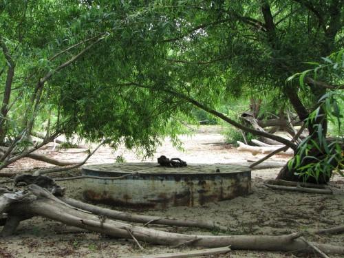 river plug, 7/09