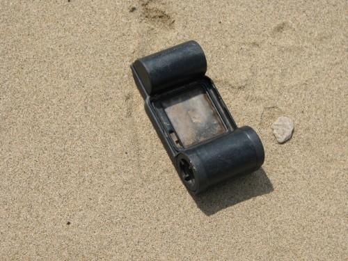 instamatic film cartridge, 8/09