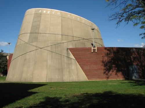 Rauch Planetarium, 10/09