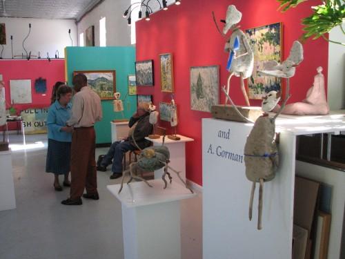 Galerie Hertz, 10/09