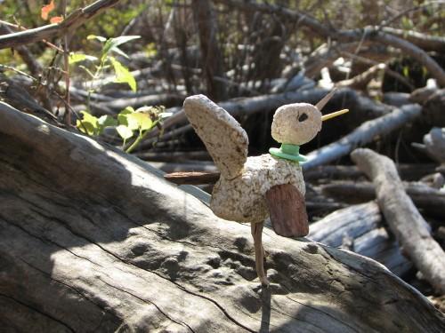 Styro-wood Wren, 11/09