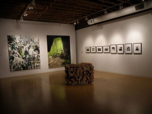 The 7 Borders, gallery view, Aug. 2013