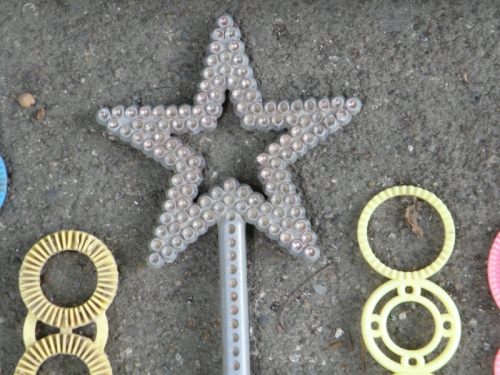 Detail, Star Wand, Sept. 2013