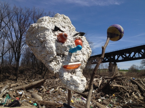 "Head of ""March Madness"", Falls of the Ohio, March 2015"