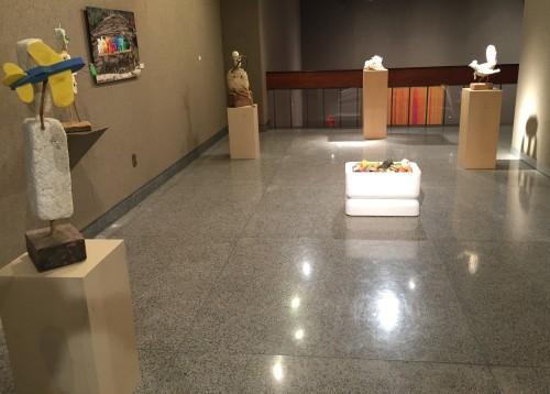 Giles Gallery, E.K.U. September 2015