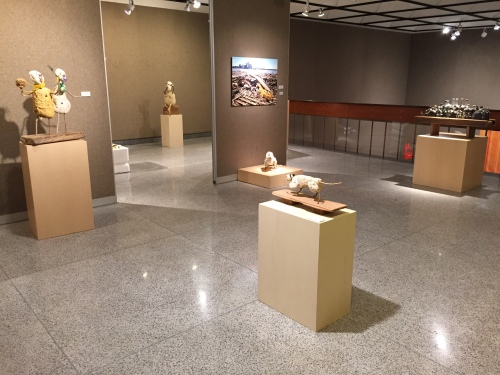 Giles Gallery, E.K.U., Sept. 2015