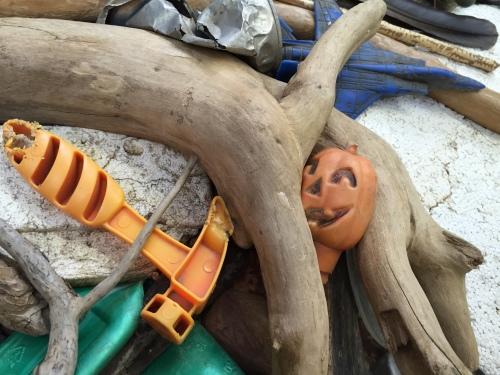 Detail, Hammer and Halloween, Falls Panel, Oct. 2015